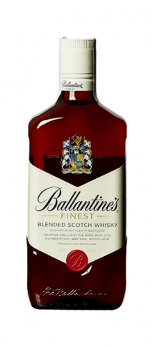 whisky-ballantines finest